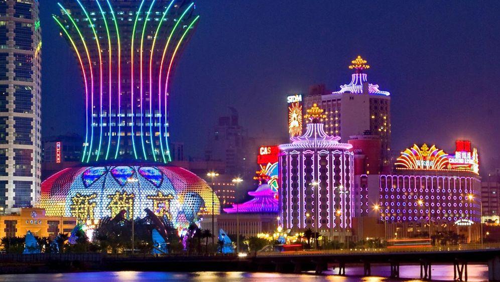 Macao: Gaumenfreuden statt Glücksspiel