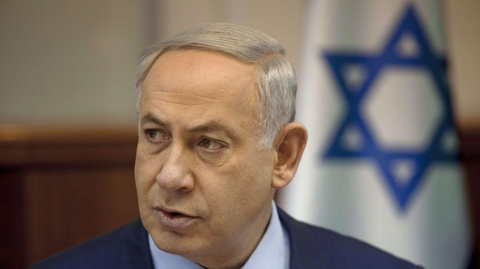 Israels Premier Benjamin Netanyahu: Bilaterale Kontakte sind nicht betroffen