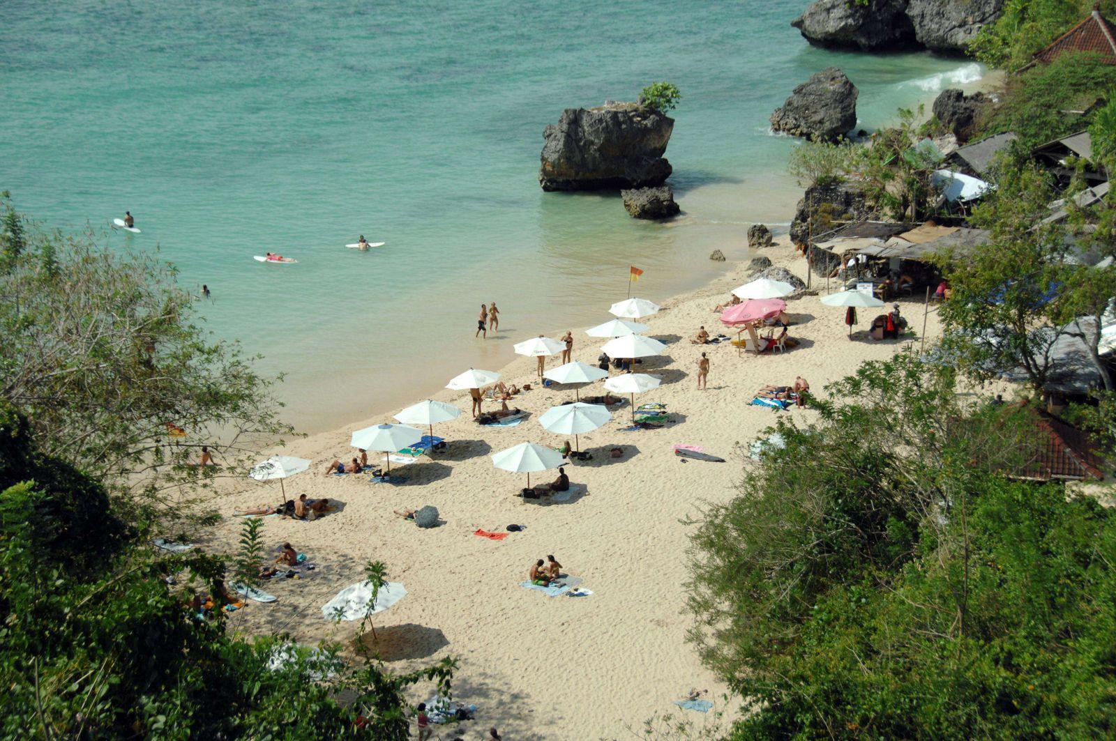 Indonesien / Bali / Strand