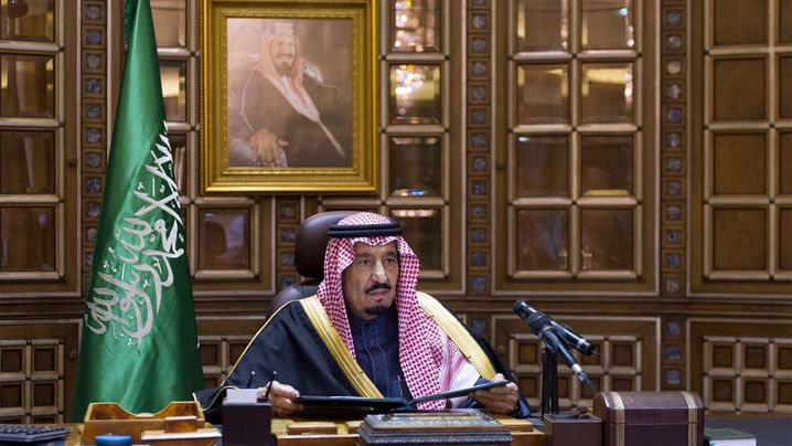 Saudi-Arabiens neuer König: Der schwache Schwerttänzer