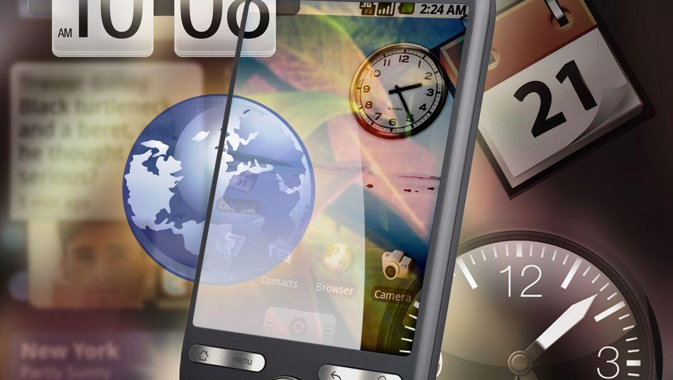 Android-Handy, Apps: Sicherheitslücke kann Kalender, Kontakte, Fotos offenlegen