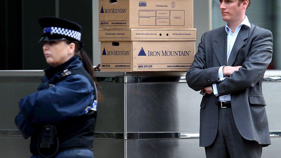 "Lehman-Banker am Tag der Insolvenz (15. September 2008): 14-mal das Wort ""großartig"""