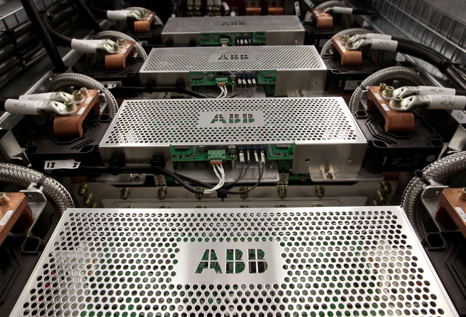ABB PowerGrids