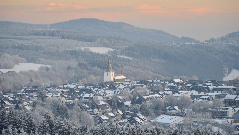 Winterberg im Sauerland (Archiv): Webcams abgestellt, Parkplätze geschlossen
