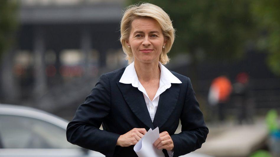 Ursula von der Leyen: Beim Bildungspaket zu Gesprächen bereit