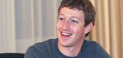 Milliardär Zuckerberg: Konzentrierter Prediger mit Jungs-Gesicht