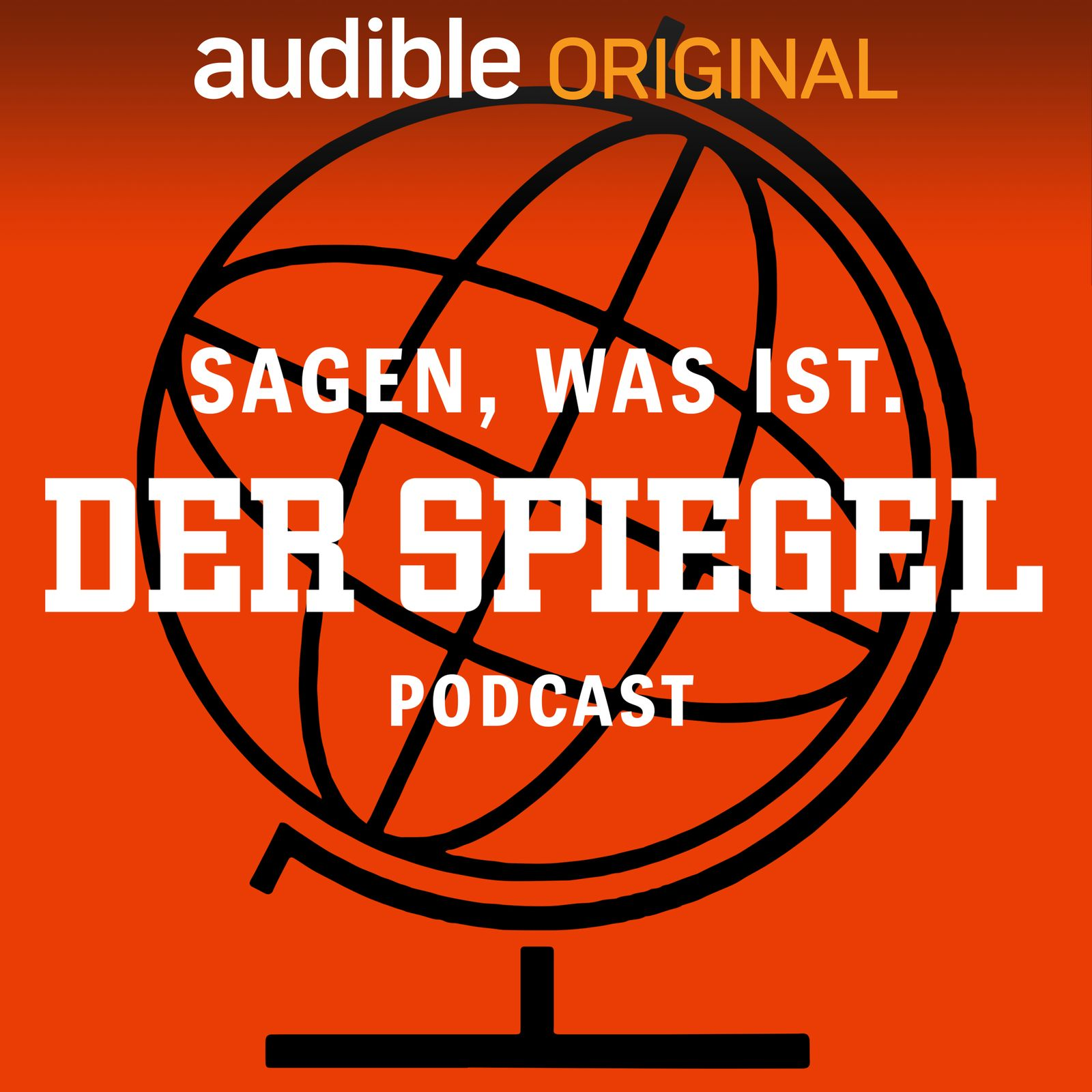 Podcast/ Sagen was ist