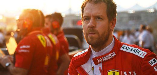 Formel 1: Sebastian Vettel verlässt Ferrari zum Saisonende