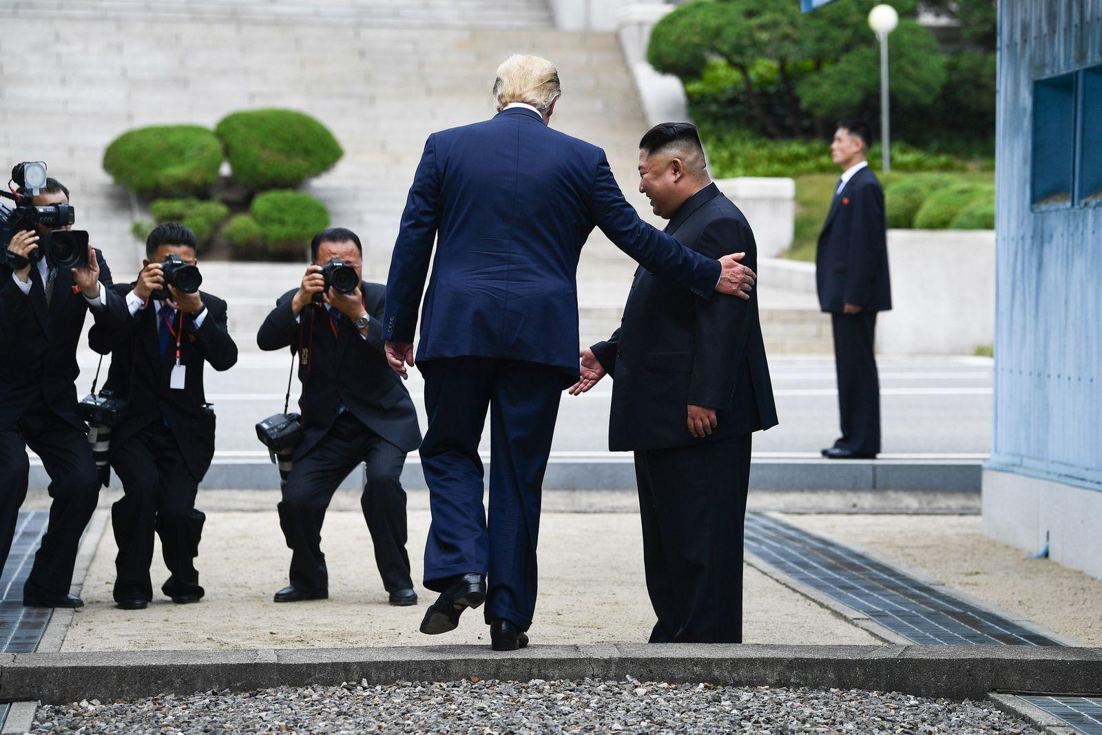 Trump/ Kim Jong Un