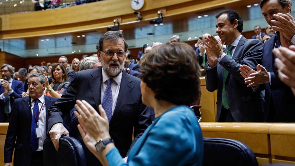 Spanischer Ministerpräsident Rajoy