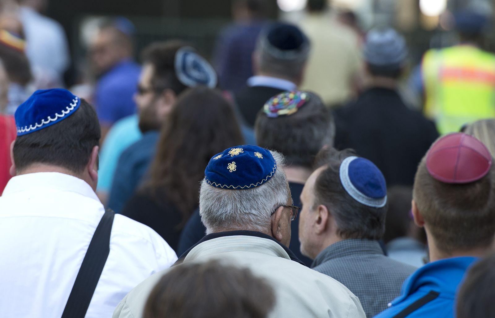 NICHT VERWENDEN Protest/Judentum/Religion