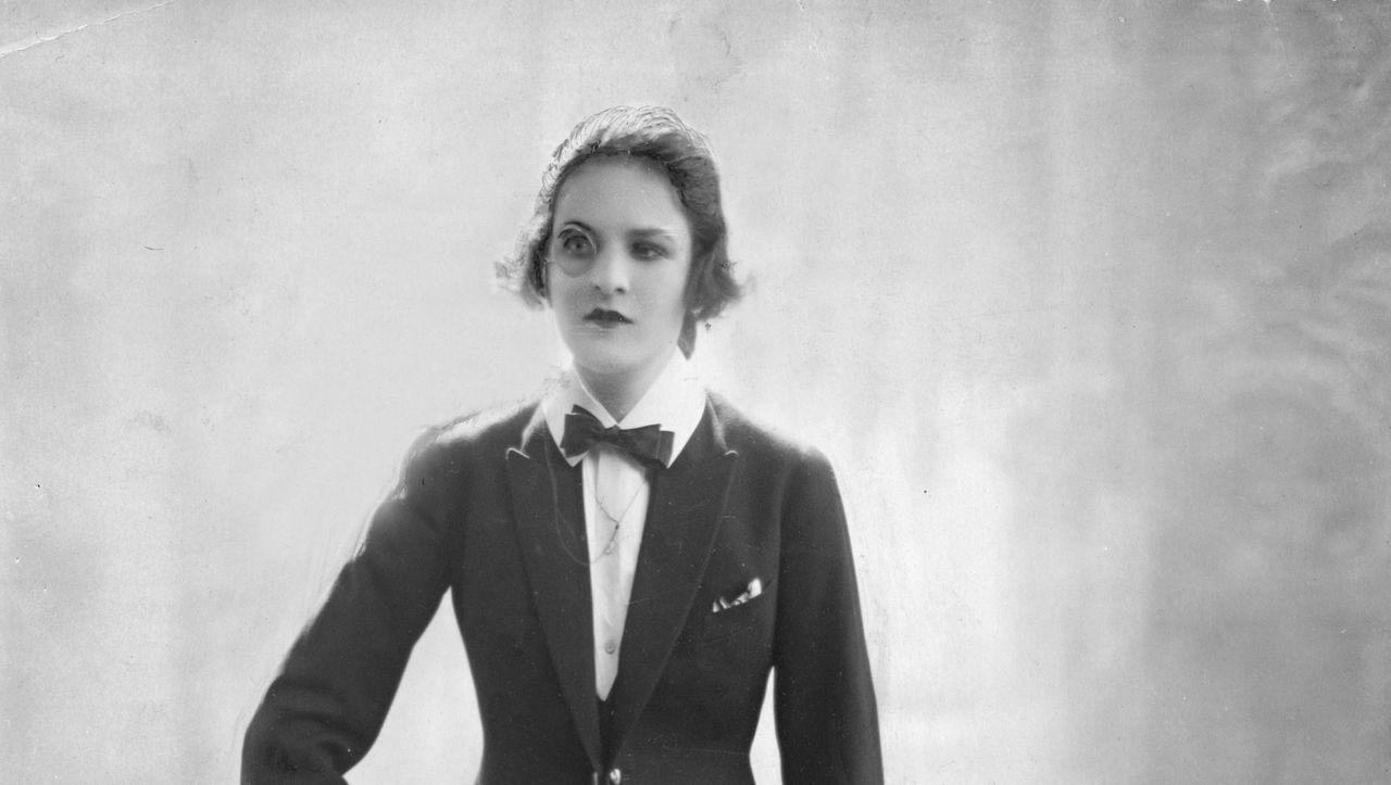 Nackt  Anita Berber Goulash: Anita
