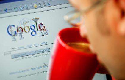Google-Homepage: Verlust von AOL droht