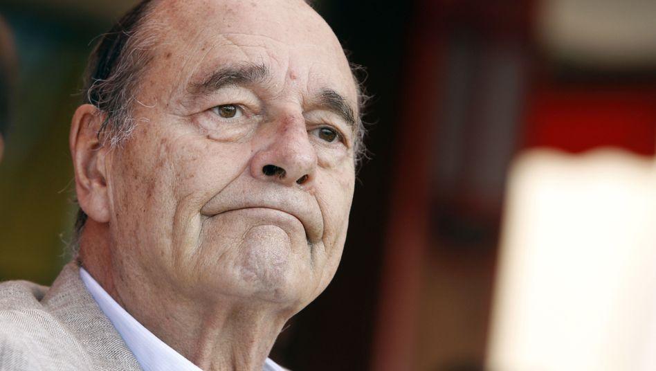 Frankreichs Ex-Präsident Jacques Chirac (Archiv): Ideengeber für den Aufsichtsratsvorsitzenden