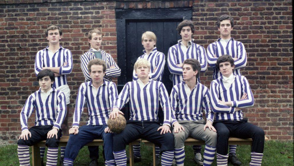 Photo Gallery: 'Posh, Arrogant Boys'
