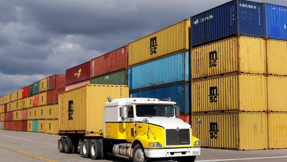 """US-Container-Umschlagplatz Baltimore: """"Substanzielle Geschäfte"""""""