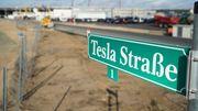 Behörde führt weitere Kontrollen auf Tesla-Baustelle in Grünheide durch