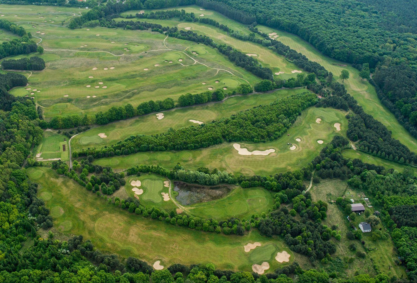Golfresort in Bad Saarow
