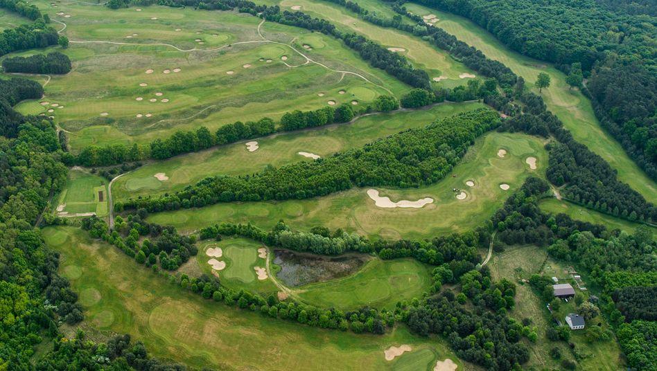 Golfplatz Faldo Course in Bad Saarow: Austragungsort des Ryder Cup 2022?