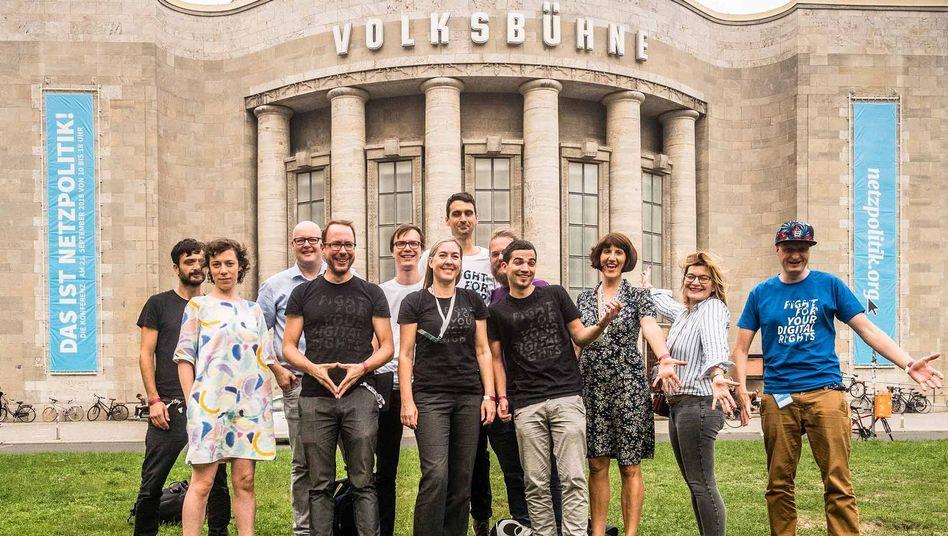 15 Jahre Berichterstattung, eine Staatsaffäre inklusive: Das Team von Netzpolitik.org