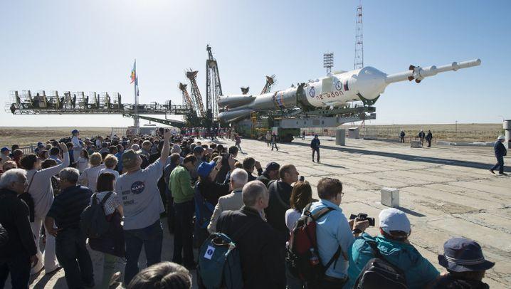 Astronaut Gerst: Der Countdown läuft