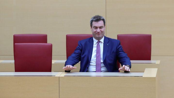 Markus Söder: Am Ziel