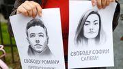 Sofja Sapegas Vater bittet Belarus um Begnadigung seiner Tochter