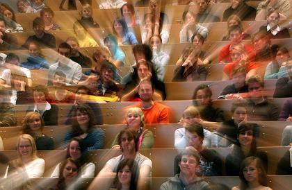 Studenten (in Konstanz): Noch kein großer Run auf die Unis