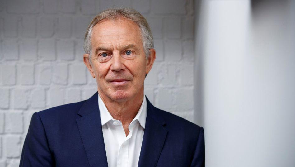 """Tony Blair: """"Johnson ist kein Dummkopf"""""""