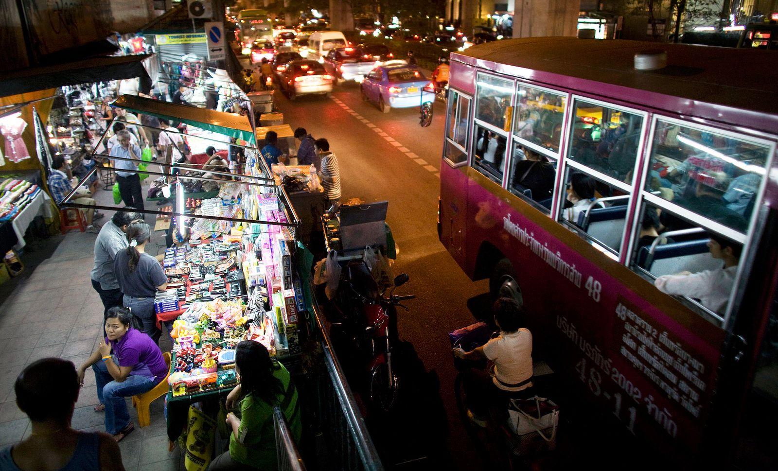 Sukhumvit / Bangkok / Thailand