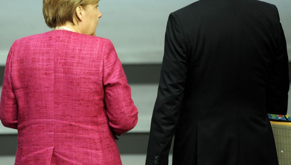 Both Chancellor Merkel and Foreign Minister Guido Westerwelle have been heavily criticized in recent weeks.