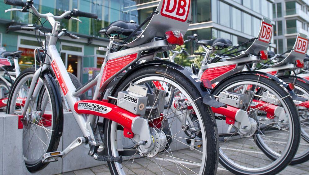 Öffentliche Mietfahrräder: Für Schnellbucher