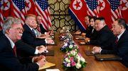 Kim fährt den Reaktor hoch
