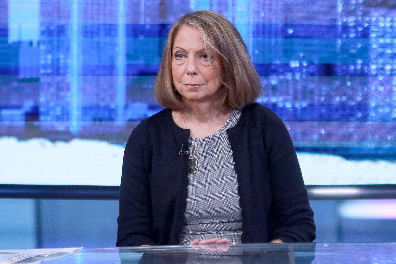 EINMALIGE VERWENDUNG Jill Abramson