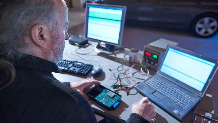 IT-Sicherheitslücke: ADAC hackt BMW ConnectedDrive-Modelle