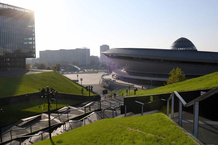 Konferenzzentrum in Katowice