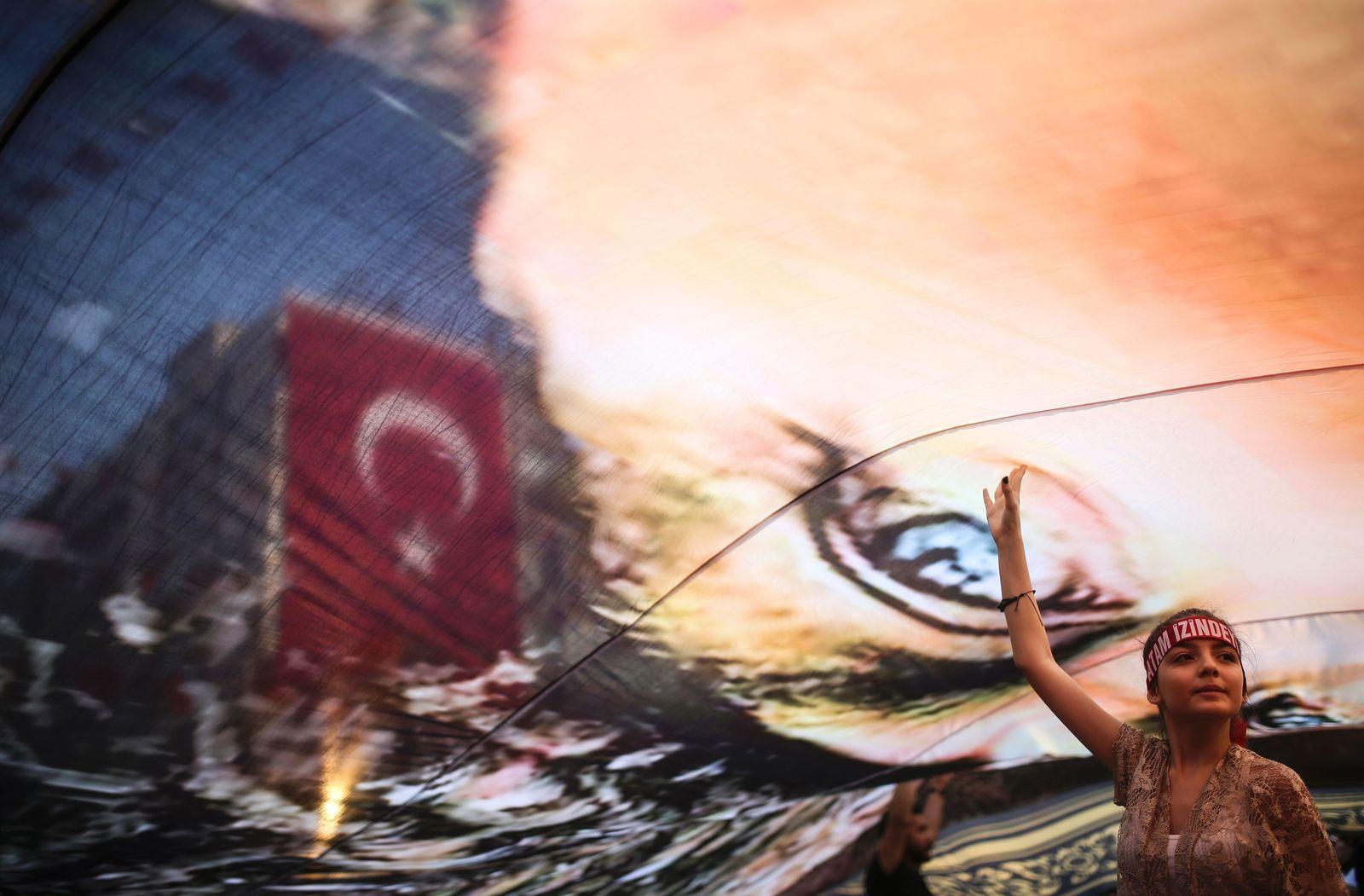 Türkei/ Istanbul/ Mustafa Kemal