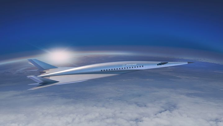Concorde und Co.: Der Traum vom Überschalljet