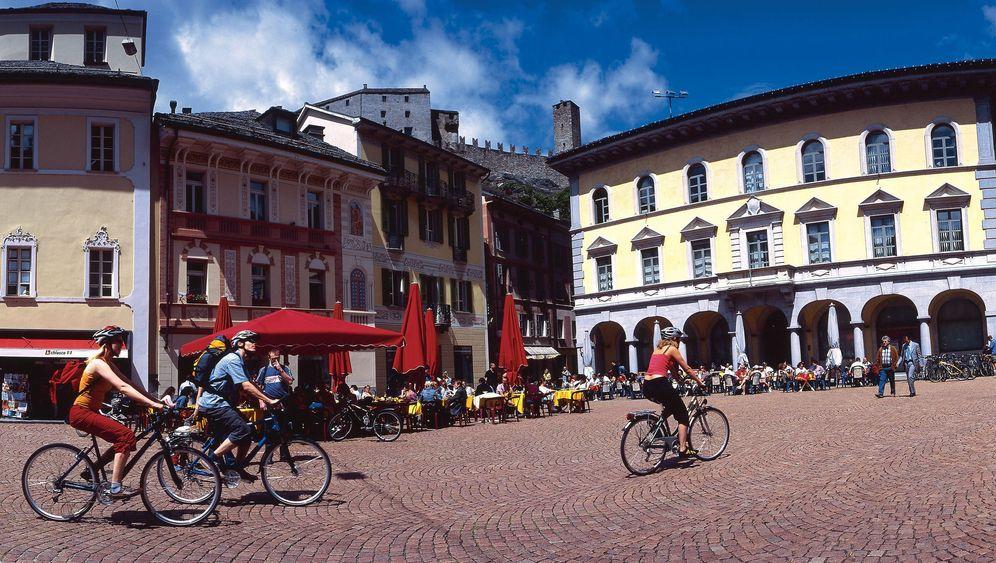 Alto Ticino: Tor zu Italien