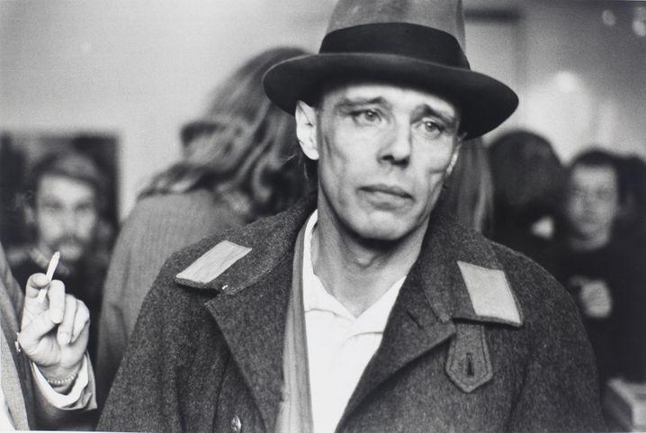 Joseph Beuys (1972)