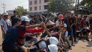 Bislang blutigster Tag in Myanmar mit mindestens 89 Toten