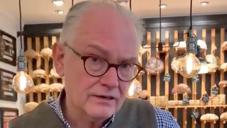 """Bäcker Gerhard Bosselmann: """"Ich habe mich gefühlt wie ein Familienvater"""""""