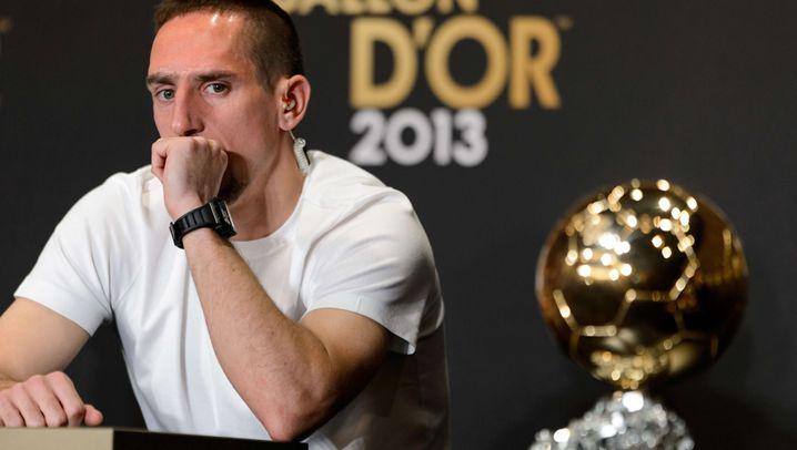Franck Ribéry: Ein Franzose in Bayern