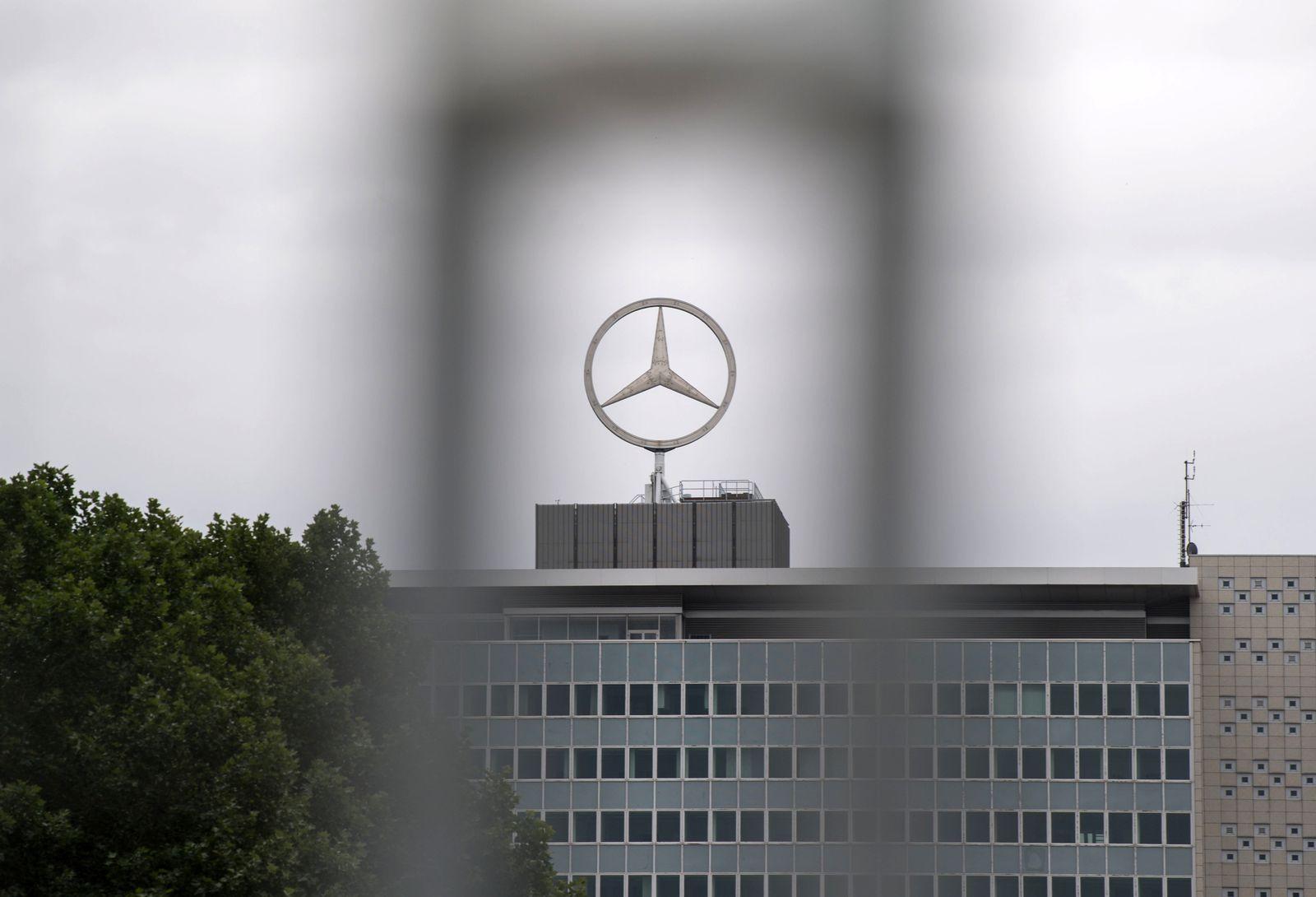 Daimler / Untertürkheim