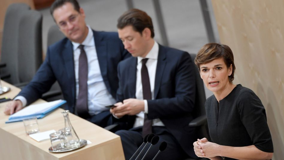 Kanzler Kurz, SPÖ-Chefin Rendi-Wagner: Wie entscheidet sich die Opposition?