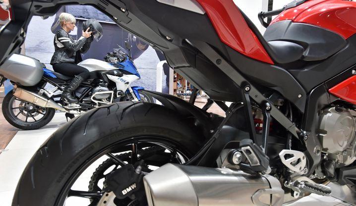 Motorradmesse (Archivbild)