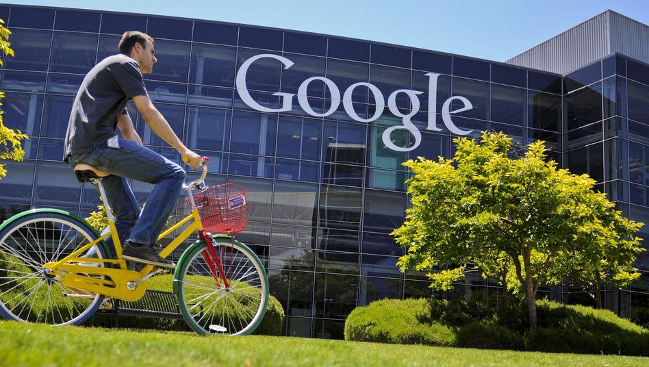 Google-Campus in Mountain View: Arrogant, aber nicht bösartig
