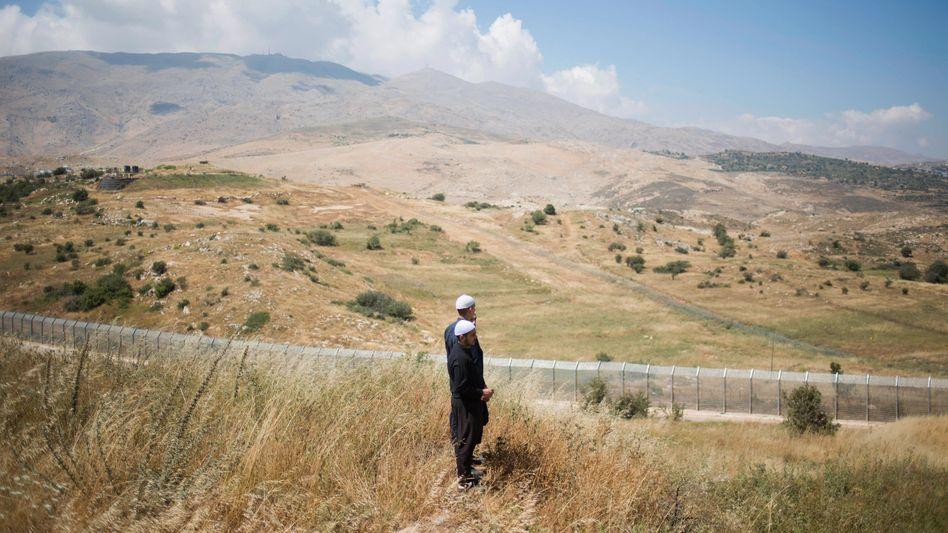 Drusen auf den Golanhöhen: Verstehen sich noch immer als Syrer