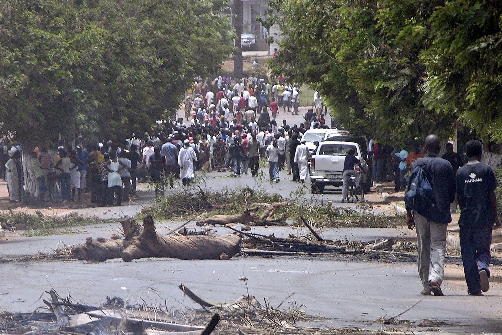 Guinea-Bissau, Putschversuch