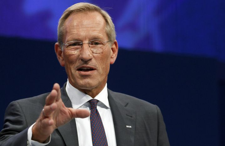 Allianz-Chef Diekmann: Europas größter Versicherer wartet mit guten Zahlen auf
